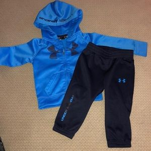 Under Armour outfit size 18 months